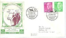 MATASELLOS  1956 MADRID - 1931-Oggi: 2. Rep. - ... Juan Carlos I