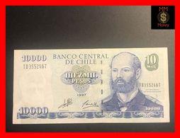 CHILE  10.000 10000 Pesos  1997  P. 157   XF - Chili
