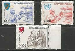 Vatican- 1980 Pope John Paul II  MNH ** - Vatican