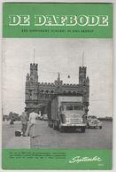 Brochure-leaflet: DE DAFBODE 1952 DAF Fabrieken Eindhoven - Camions