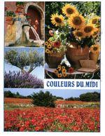(C 10) France - Sunflower - Tournesol (with Stamp) - Fleurs