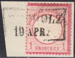 BRUSTSCHILD Nr. 4 Mit Hannover-Ra2 DIEPHOLZ Geprüft Sommer BPP (bb20) - Gebraucht