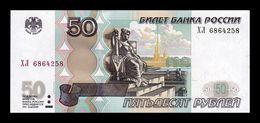 Rusia Russia 50 Rubles 1997 (2004) Pick 269c SC UNC - Russland