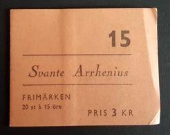 PZB Zweden 1959 Nr 453 CW10.00 - Carnets