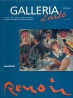 # P. A. Renoir - Galleria D'arte De Agostini - Vol. 1 - Copertina Rigida - Arts, Antiquités