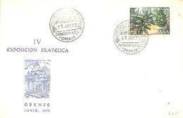 MATASELLOS 1973  ORENSE - 1931-Hoy: 2ª República - ... Juan Carlos I