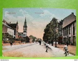 Nieder-Jeutz, Triererstrasse. Yutz. Rare !! - Thionville
