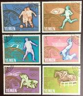 Yemen Kingdom 1965 Olympic Winners VFU - Yemen