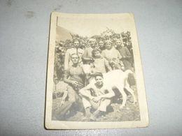 FOTOGRAFIA RAFFIGURANTE DELLE PERSONE IN CAMPAGNA - Personnes Anonymes