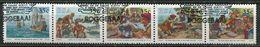 Südafrika South Africa Mi# 834-8 Gestempelt(FDC/SST)/used/CTO -  Environmental Conservation - Afrique Du Sud (1961-...)