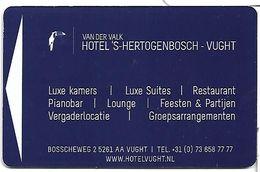 Van Der Valk S Hertogenbosch - Hotelkarten