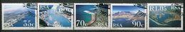 Südafrika South Africa Mi# 859-63 Gestempelt(FDC/SST)/used/CTO - Harbours - Afrique Du Sud (1961-...)