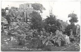New Zeland – Limestone Rocks Near Whangarei – Year 1921 - Nuova Zelanda