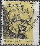AUSTRALIA 1973 Famous Australians - 7c William Wentworth (statesman And Explorer) FU - 1966-79 Elizabeth II