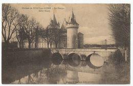 CPA [45] Loiret > Château De Sully Sur Loire - Le Donjon - Sully Sur Loire
