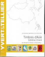 2015 Catalogue YVERT Et TELLIER Asie Extême-Orient, Chine, Japon,  Port 13.75 - Stamp Catalogues