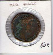 Sesterce. Marc Aurele. - 3. The Anthonines (96 AD To 192 AD)