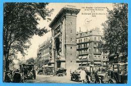 75 - Paris  - Paris Le Boulevard Et La Porte St Denis (N0917) - Andere Monumenten, Gebouwen