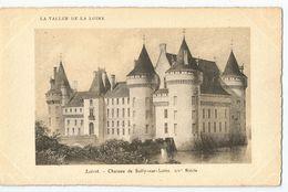 CPA [45] Loiret > Château De Sully Sur Loire - La Vallée De La Loire - Sully Sur Loire