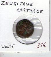 Carthage. Unité - Greek