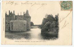 CPA [45] Loiret > Château De Sully Sur Loire - La Tour Rasée - Sully Sur Loire