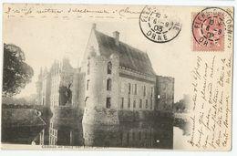 CPA [45] Loiret > Château De Sully Sur Loire - Sully Sur Loire