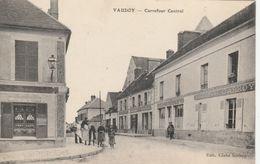 77--VAUDOY--CARREFOURCENTRAL--VOIR SCANNER - Frankrijk
