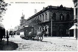 MONTEVIDEO  CALLE 18 DE JULIO - Uruguay
