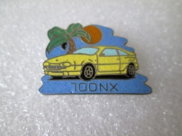 PIN'S    NISSAN  100 NX   Email - Pin's
