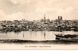 SYDNEY  VUE GENERALE - Sydney