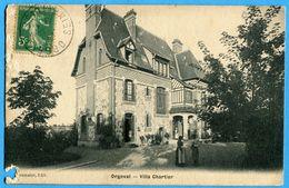 78 -  Yvelines - Orgeval Villa Chartier (N0932) - Orgeval
