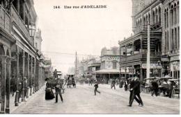 ADELAIDE  UNE RUE - Adelaide