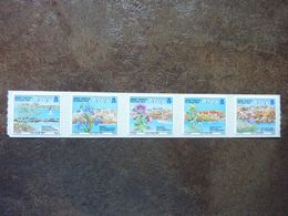 2003  Offshore Reefs    SG = 1107 / 1111 Adhesive Stamps   MNH ** - Jersey