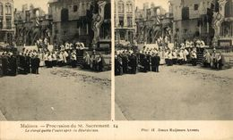 PROCESSION DU ST. SACREMENT       MALINES MECHELEN // ANTWERPEN ANVERS BELGIE - Mechelen
