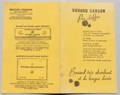 Buvard Canson, Pur Chiffon - Papeterie