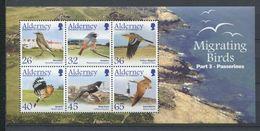 265 - ALDERNEY Aurigny 2004 - Yvert BF 15 - Oiseau - Neuf ** (MNH) Sans Trace De Charniere - Alderney