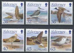265 - ALDERNEY Aurigny 2005 - Yvert 260/65 - Oiseau - Neuf ** (MNH) Sans Trace De Charniere - Alderney