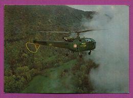 Alouette III ( 68-EM). Hélicoptère Léger De Liaison Courte Distance ( Premier Vol En 1959) - Helicopters