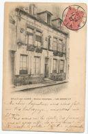 CPA [45] Loiret > Sully Sur Loire - Café Henri IV (coin Bas Droit Abimé Voir Scan) - Sully Sur Loire