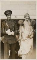 Postcard / ROYALTY / België/ Belgique / Roi Leopold III / Koning Leopold III / Reine Astrid / Champ De Courses / 1930 - Watermael-Boitsfort - Watermaal-Bosvoorde