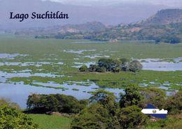 1 AK El Salvador * Lago Suchitlán - Er Ist Der Größte See In El Salvador * - El Salvador