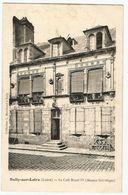 CPA [45] Loiret > Sully Sur Loire - Le Café Henri IV (monument Historique) - Sully Sur Loire