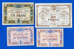 évreux  3  Billets  +  Un Elbeuf - Chamber Of Commerce