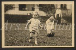 CPA / Postcard / ROYALTY / Famille Royale / België / Belgique / Princesse Joséphine / Prince Baudouin / Prins Boudewijn - Familles Royales