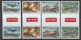 "South Georgia & South Sandwich Islands 2006 Communication 4v Gutter ""Post Office"" ** Mnh (48544) - Géorgie Du Sud"