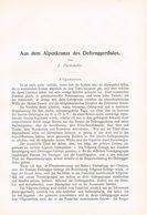 599 Purtscheller Defereggen Osttirol Artikel Von 1897 !!                                           . - Boeken, Tijdschriften, Stripverhalen