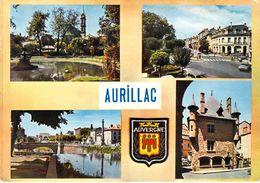 15 - Aurillac - Multivues - Aurillac