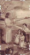 Santino Fustellato Dolcissimo Gesu' - Images Religieuses