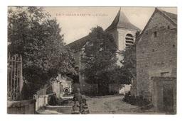 89 YONNE - PACY SUR ARMANCON L'Eglise (voir Description) - Autres Communes