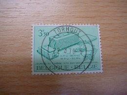 (07.07) BELGIE 1970 Nr 1529 Met Mooie Afstempeling TORHOUT - Belgique